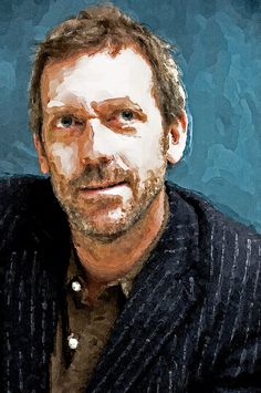 Dr. House - Hugh Laurie