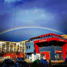#vscosofia #vsco #vscocam #vscobulgaria #vscoeurope #vscorainbow #europe #bulgaria #sofia #skyporn #sky #rainbow #rain #rainy #rainyday #vscorain by jarlaxle90
