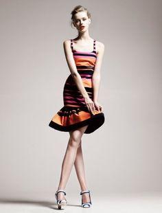 I must own this prada dress!
