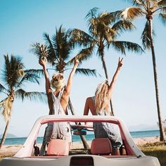 Friendship Goal. Road trip. Summer is here. BFF