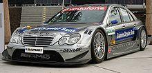 Mercedes-Benz AMG DTM car (2006)