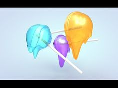 Cinema 4D Tutorial - How to Melt Objects Using the Jiggle Deformer in Cinema 4D - YouTube