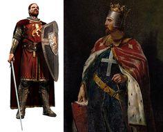 Ricardo Coração de Leão Personagens históricos da franquia de games Assassin's Creed: Parte I, Assassin's Creed http://wp.me/p4zkEu-in