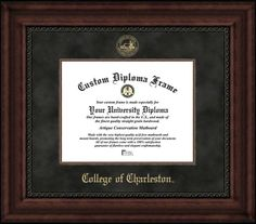 458 Best College Diploma Frames Images College Diploma