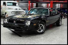 76 Pontiac Trans Am