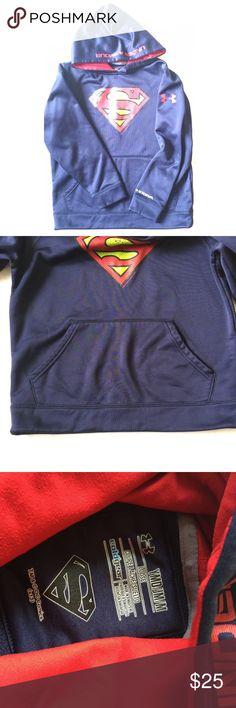 under armour superman hoodie
