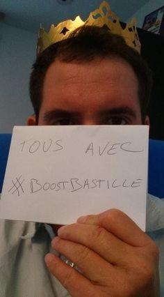 Tous avec #boostbastille
