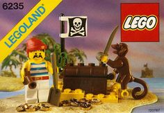 6235-1: Buried Treasure   Brickset: LEGO set guide and database
