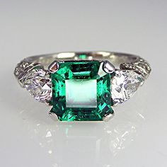 open work bombe jean tiffany emerald - Google Search