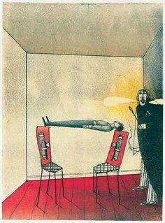 Hypnotisierter Knabe (Mario und der Zauberer) 2003 Paul Wunderlich