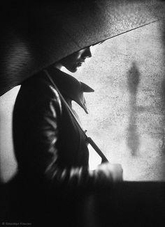 rain please tell him... by Sebastian Kisworo