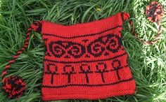 Beltane Flame (knit, so I definitely NEED someone to make this for me)