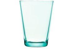 Iittala Kartio juomalasi 40 cl 2 kpl, vedenvihreä 2-4 kpl