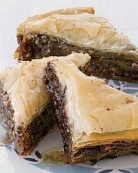 Chocolate Baklava  http://www.pamperedchef.biz/labritta