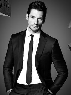HQ New - David Gandy for El Palacio de Hierro 2015 'El Palacio de los Palacios'Photo by David Roemer.