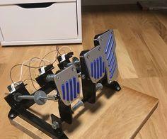 Car Simulator Arduino Pedals
