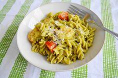 Chili Lime Shrimp Pesto Pasta | Tasty Kitchen: A Happy Recipe Community!