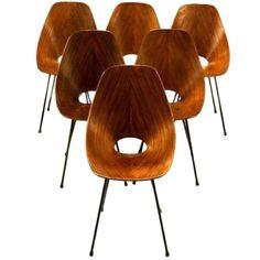 Medea Chairs  Design Vittorio Nobili