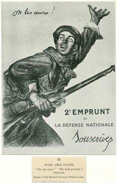 French WW2 Propaganda