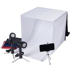 Items similar to Square Table Top Photo Photography Studio Lighting Light Shooting Tent Box Kit on Etsy Photo Light Box, Photo Studio Lighting, Portable Table, Decorating Supplies, Event Lighting, Square Photos, Square Tables, Top Photo, Table Linens