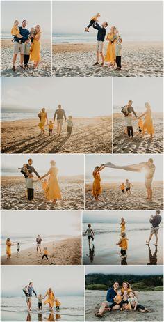 trendy beach photography family what to wear