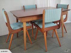 Fabulous 1950's [Jon Jansen] Dining Suite | Trade Me