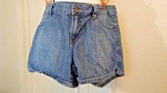 Calvin Klein Women's Shorts Size 12 Blue Jean Denim Pockets Spring Summer Fun   Clothing, Shoes & Accessories, Women's Clothing, Shorts   eBay!