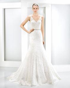 JESUS PEIRO svatební šaty 2016 - model 6020