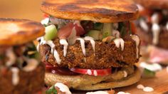 Brothers Green: EATS! | Falafel Slider recept - News - MTV