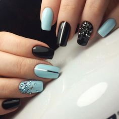 Amazing Prom Nails For Your Special Day ★ See more: http://glaminati.com/amazing-prom-nails/