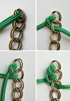 such a good idea DIY accessories….such a good idea DIY accessories….such a good idea Likes : , Lover : The post DIY accessories….such a good idea appeared first on Best Of Daily Sharing. Paracord Tutorial, Bracelet Tutorial, Diy Necklace Collar, Ribbon Necklace, Jewelry Crafts, Handmade Jewelry, Jewelry Ideas, Diy Collier, Diy Schmuck