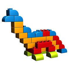 Mega Bloks Create 'n Play Junior Endless Building Construction Set Lego Basic, Games For Toddlers, Toddler Activities, Lego Dragon, Mega Blocks, Lego Animals, Lego For Kids, Lego Worlds, Lego Models
