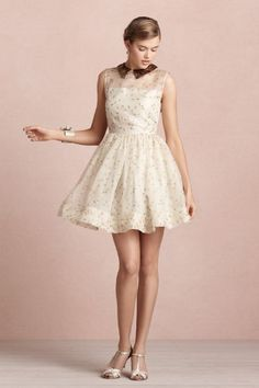Orla Kiely Dropwing Dress