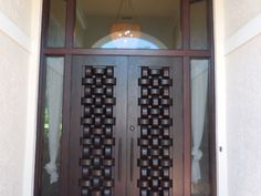 wp_126 Wooden Double Doors, Center Park, Wood Doors, Solid Wood, Holiday Decor, Home Decor, Houses, Wooden Doors, Wooden Gates