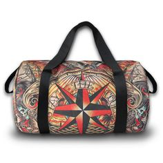 Liquorbrand Stay The Course Duffle Bag