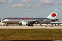 Boeing 767-233/ER aircraft picture
