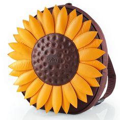Sunflower Backsack Yellow Brown | Sunflower | Collection | Bylin