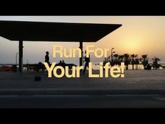 (21) Run For Your Life! -  Mark Hitchcock - YouTube