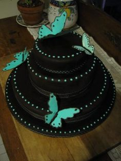Easy Fondant Cake Designs | ... cake the pregnant belly cake has become our most popular cake beating