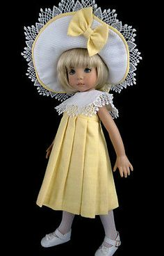 Dress Coat Hat Fit Effner 13 Little Darling Betsy McCall Little Charmers | eBay - SOLD!
