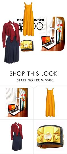 """""""Dress for Sexcess"""" by ultracoultre on Polyvore featuring Hermès"""