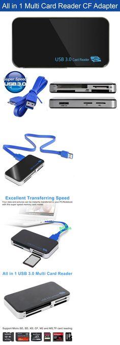 NEW MINI 5Gbps Super Speed USB 3.0 Micro SD//SDXC TF Card Reader Adapter GAC