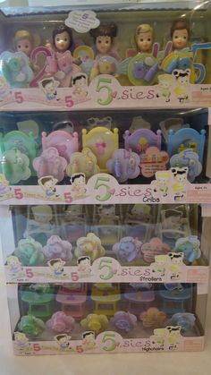 MGM 5 SIES- QUINTUPLETS 5 X DOLLS+ COTS+STROLLERS+ HIGH CHAIRS NEW - XMAS GIFTS in Dolls & Bears, Dolls, Clothing & Accessories, Baby Dolls & Accessories | eBay