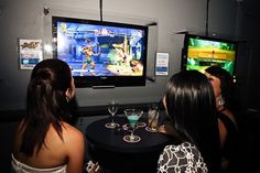 Do you have a favorite gaming lounge or great arcade bar experience to share? I'd love to hear from you. And the next time you pop into a ...