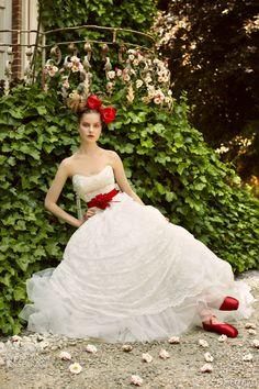 eme di eme #wedding_dresses / #Brautkleid #Hochzeitskleid