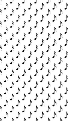 3 Free Musical Notes iPhone Wallpapers