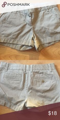 J. Crew chinos shorts Used couple times no flaws at all J. Crew Shorts