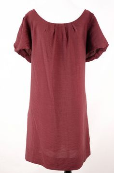 Old Navy Burgandy Dress Size XL by Old Navy | ClosetDash