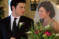 Smallville Wedding
