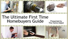 The Ultimate First Time Homebuyer Guide (This is a must read if you are thinking about buying a home) #realestate